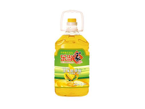 乐当家非转基因玉米胚芽油