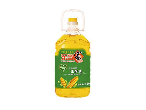 乐当家非转基因植物甾醇玉米油