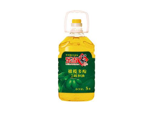乐当家橄榄多酚生态调和油