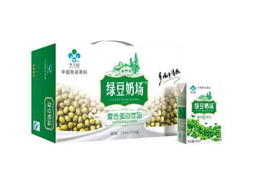 李子园绿豆奶场