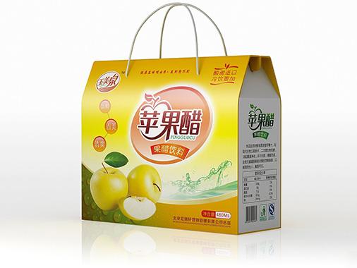宏瑞轩苹果醋(黄)礼盒