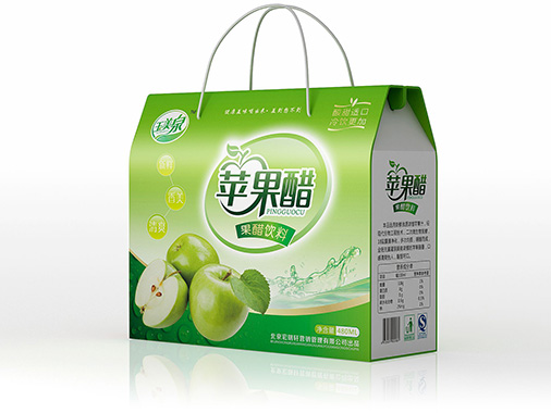 宏瑞轩苹果醋礼盒