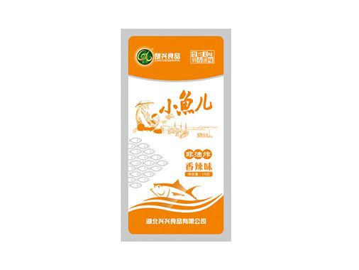 楚兴风韵鱼仔-香辣味