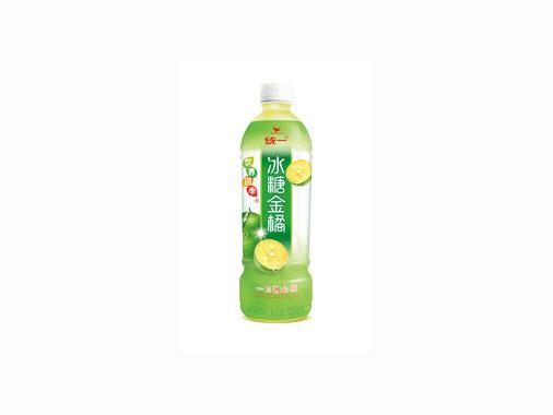 一致饮养四序-金橘柠檬