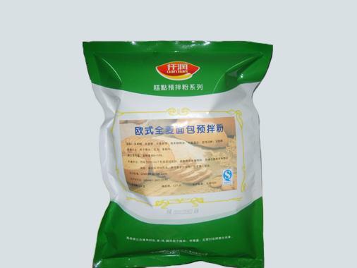 声誉 仟润欧式杂粮面包粉