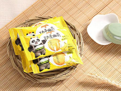 邦辰_香蕉牛奶曲奇饼干