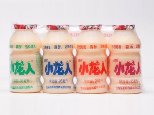 喜乐小龙人乳酸菌饮品