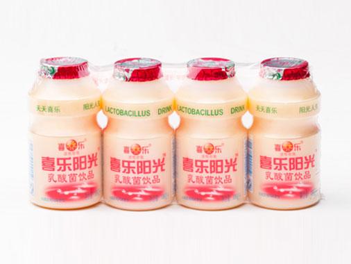 喜乐阳光乳酸菌饮品