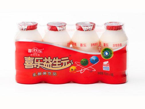 喜乐益生元乳酸菌饮品