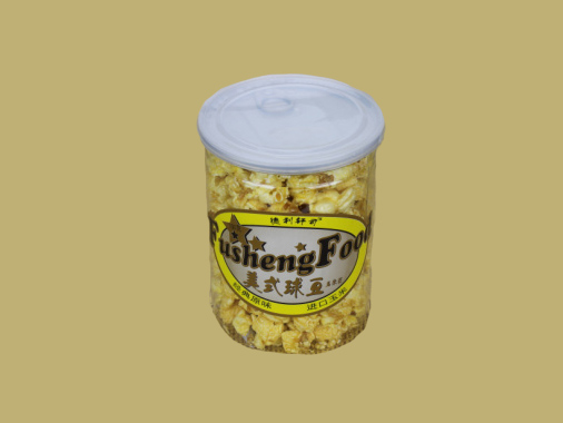芝香楼美式球豆爆米花—经典原味