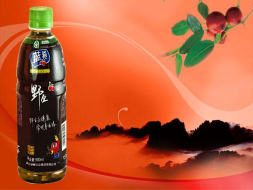 蓝猫  无糖型野生酸枣汁