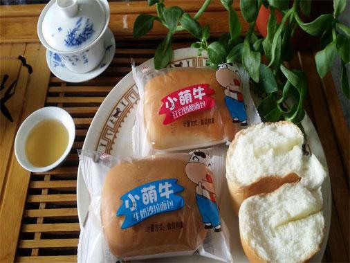 同烁小萌牛面包