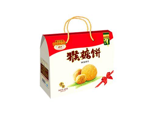 啤尔卡斯猴菇饼