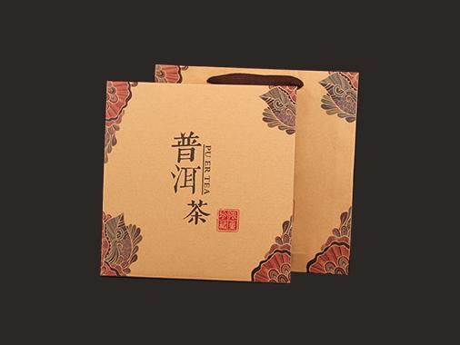 合昌轩 云南普洱茶礼盒
