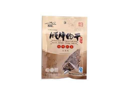 蜀道香五香牦牛肉