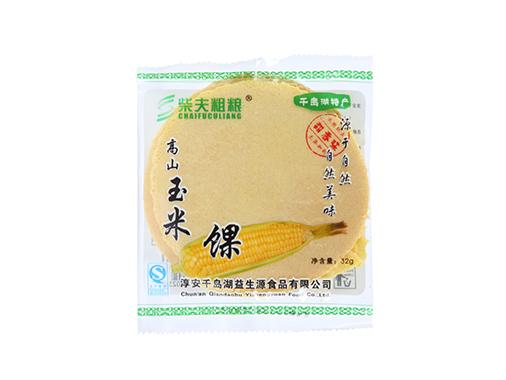柴夫甜味五谷杂粮玉米饼