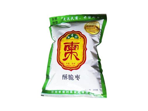 枣香村酥脆枣