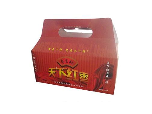 枣香村天下红枣礼盒
