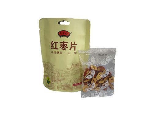 枣香村苦涩酥脆红枣片