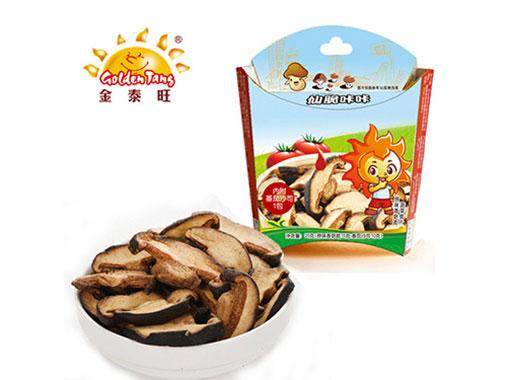 金泰旺原味香菇脆(带番茄酱)