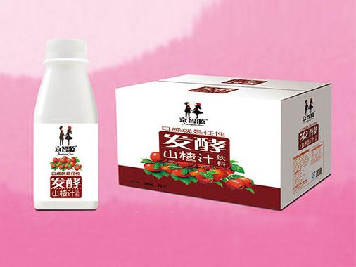京智源发酵山楂汁饮料