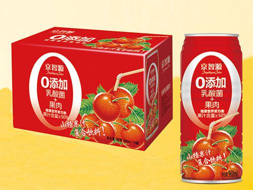 京智源山楂果汁复合饮料