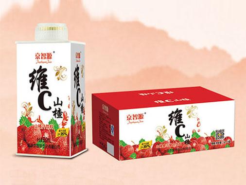 京智源维C山楂汁饮料