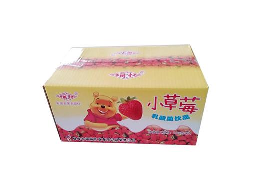 福淋小草莓乳酸菌饮品