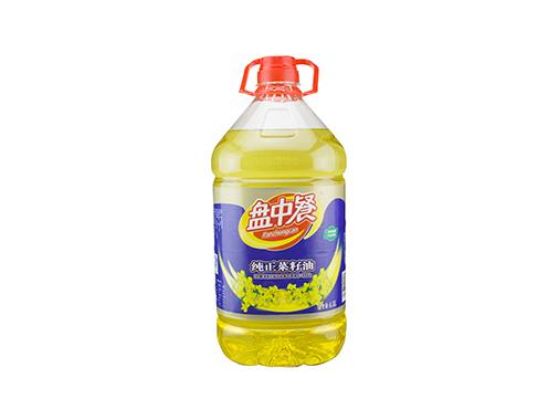 金龍魚 盤中餐純正菜籽油