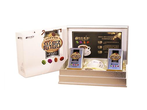 后谷咖啡尚品银魄礼盒