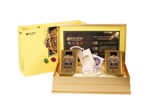 后谷咖啡尚品金曦礼盒