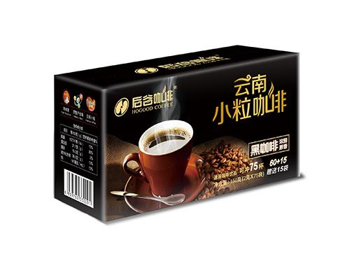 后谷咖啡云南小粒咖啡黑咖啡