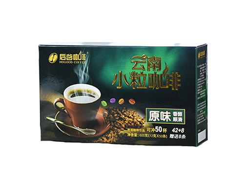 后谷咖啡云南小粒咖啡原味