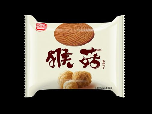 妙巧妙猴菇饼干