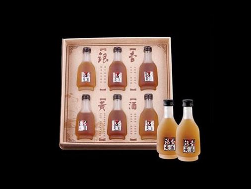 茗桂 银杏黄酒礼盒