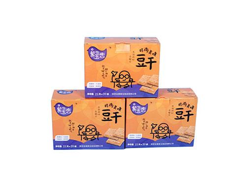 紫玉恋豆干礼盒