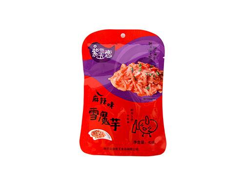 紫玉恋雪魔芋麻辣味