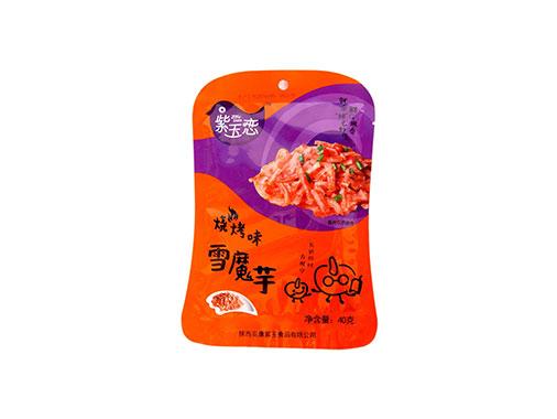 紫玉恋雪魔芋烧烤味