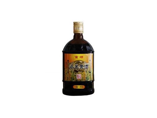 古洛风情金标小米黄酒