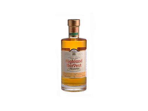 凯派高地收获苏格兰有机威士忌