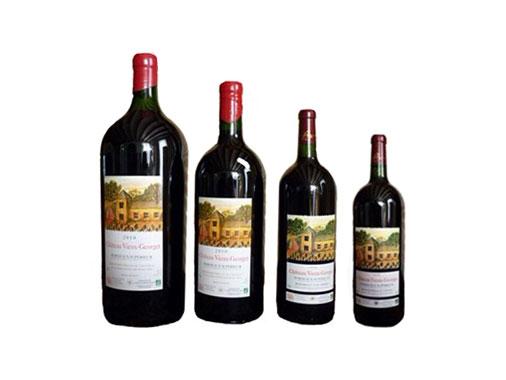 威-乔治庄园有机干红葡萄酒