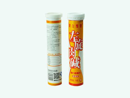 聯合維他左旋肉堿VC泡騰片