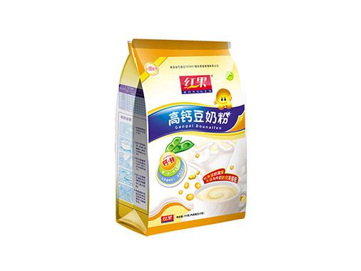 红果高钙豆奶粉