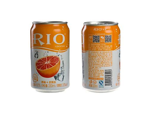 RIO锐澳鸡尾酒水西柚口胃