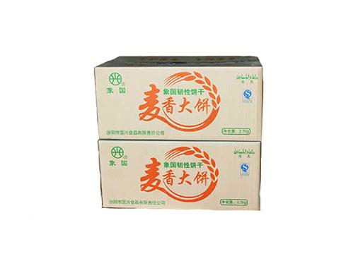 象国麦香大饼