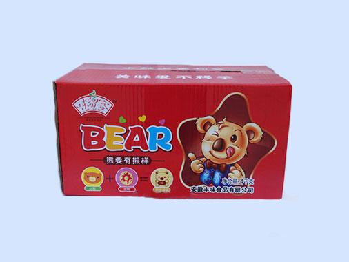 味留客熊要有熊样
