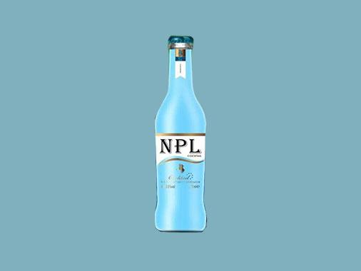 拿破仑白兰地预调酒蓝莓味
