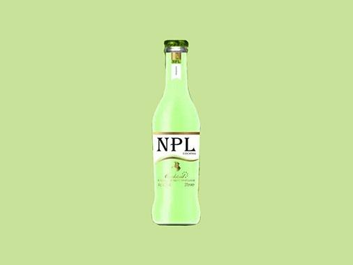 拿破仑伏特加预调酒青柠檬味