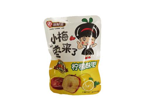 小梅棗來了檸檬味棗