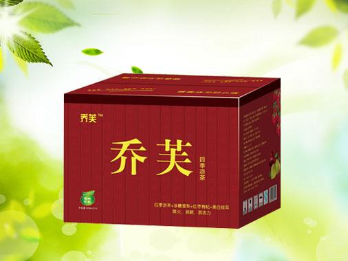 乔芙四季凉茶